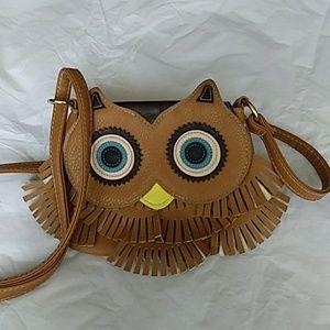 Unionbay Crossbody Owl Bag